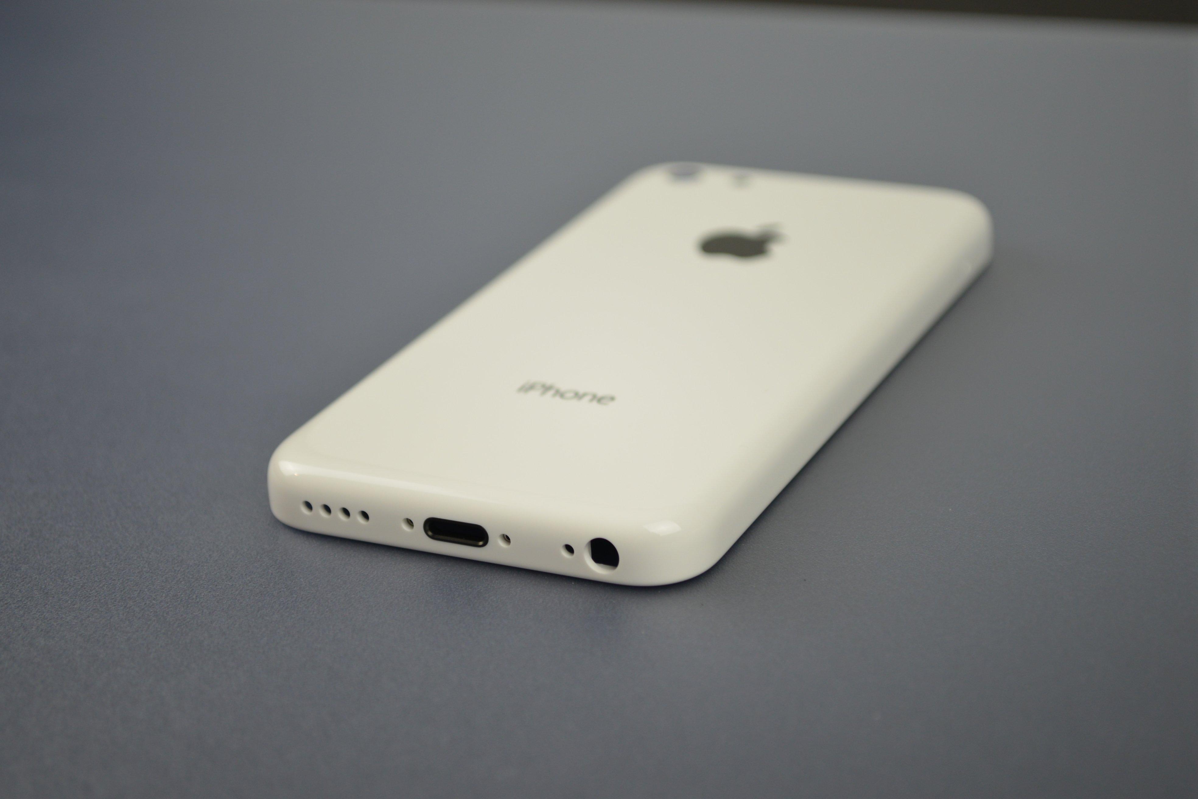 Apple Iphone 5c White