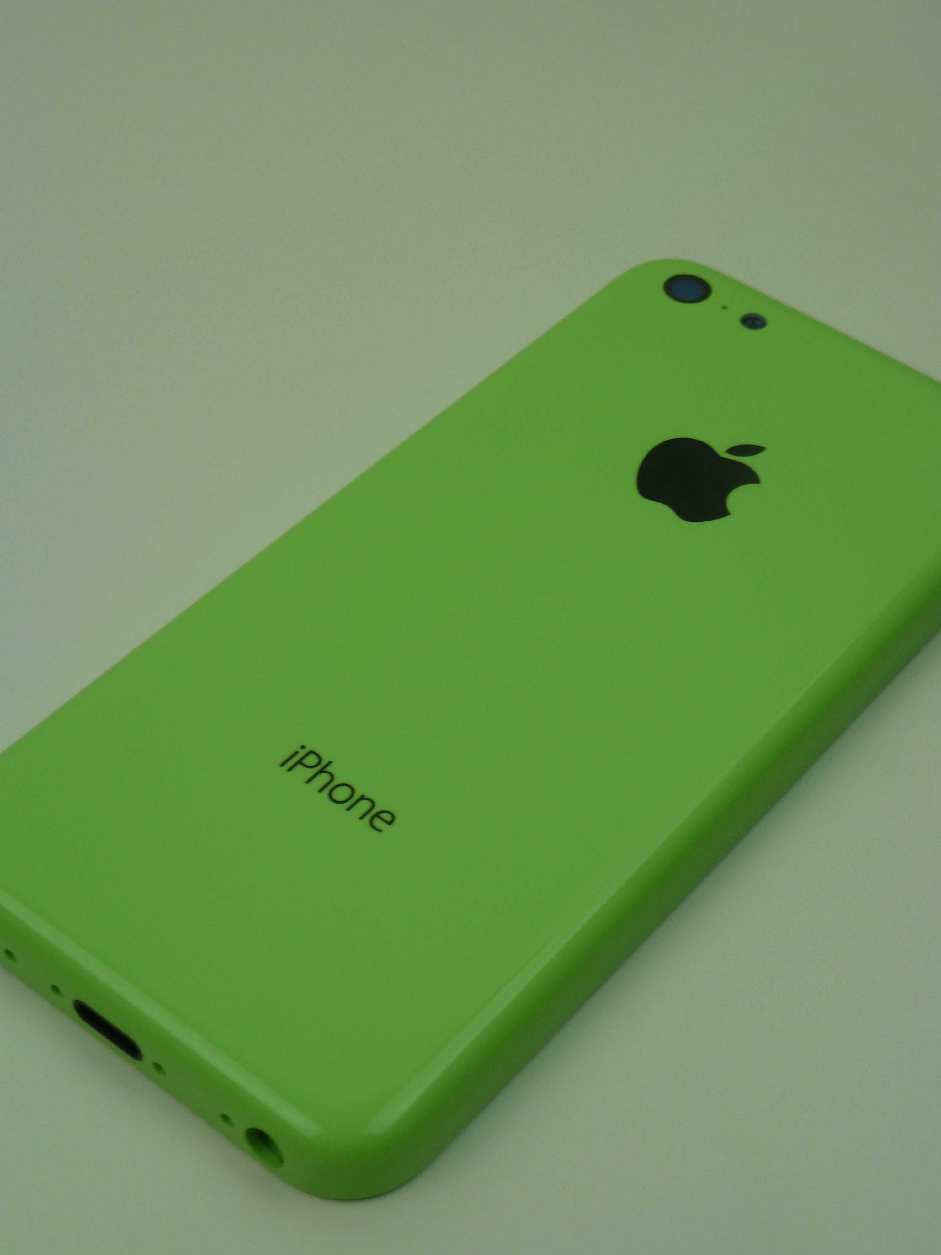 how to get the back of a iphone 5c