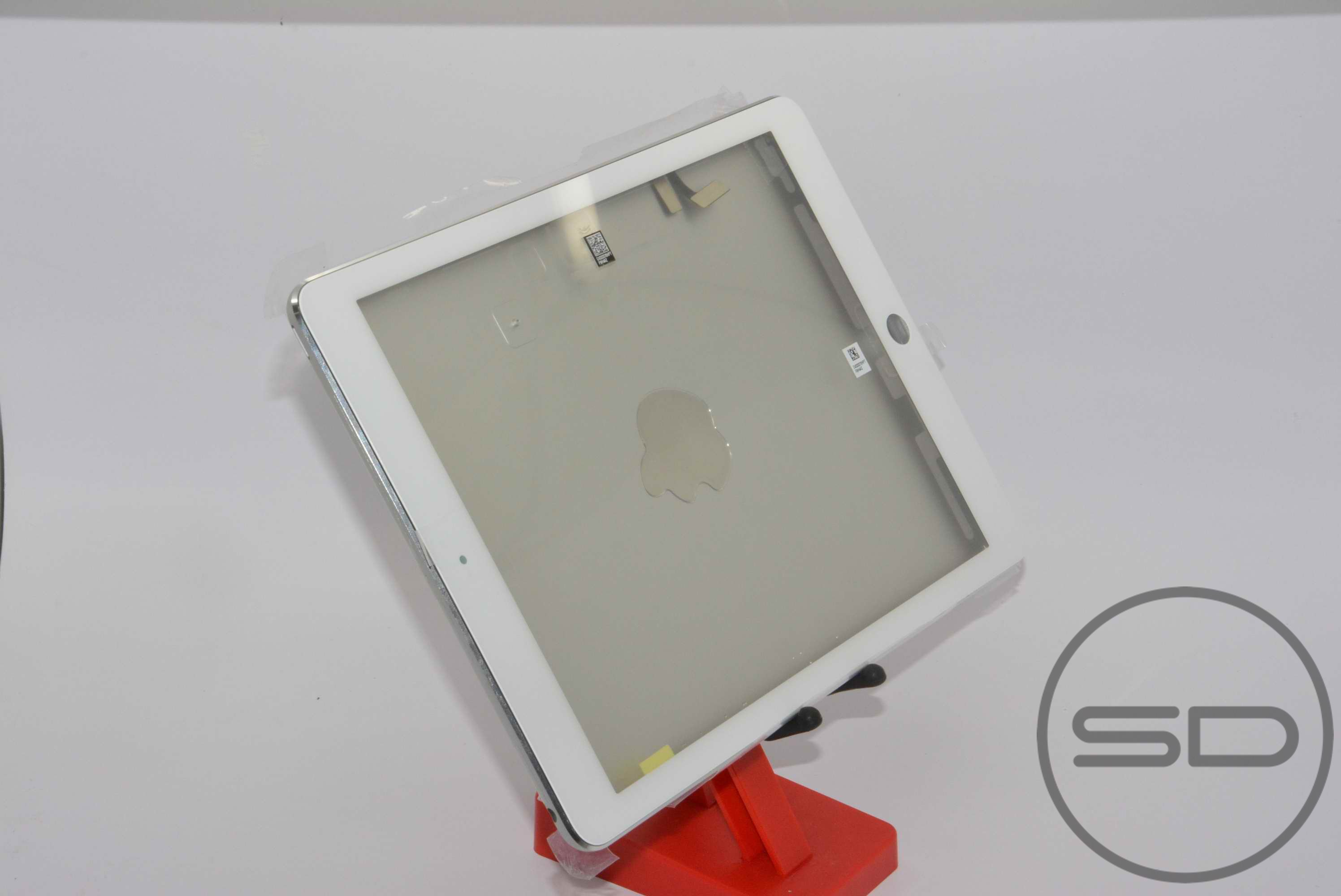 how to take otterbox off ipad