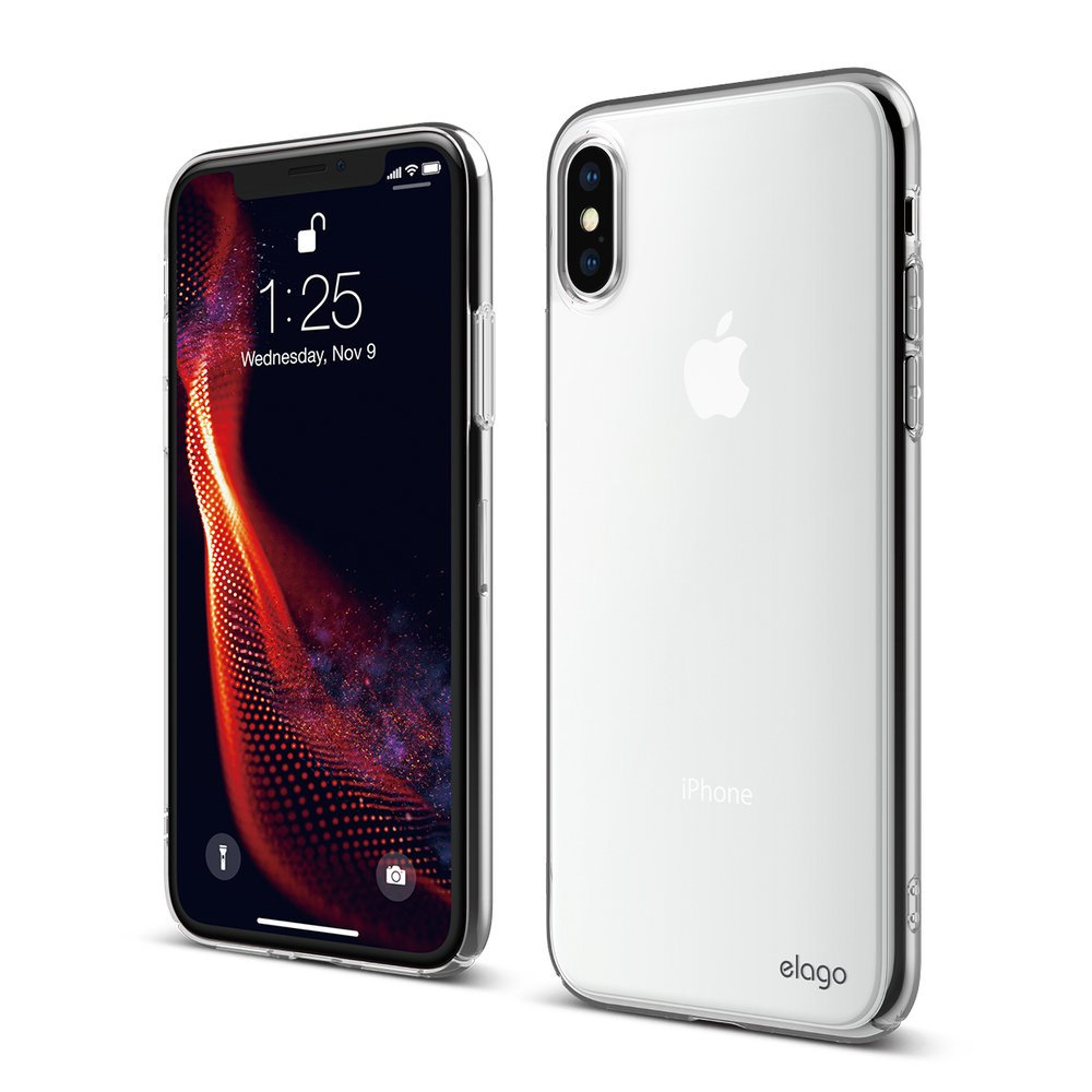 thin shell case iphone xs