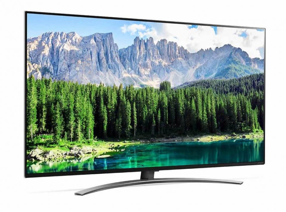 LG Nano 8 Series UHD 4K TV