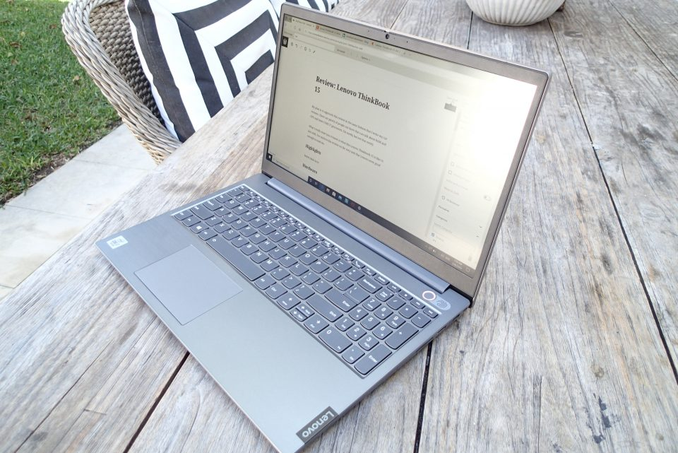 Beste laptop voor alles - All Around - Lenovo ThinkBook 15